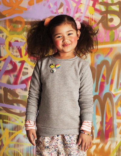 Editorial, Frontpage, Kids, Colour, Cool kids, Dance, Energy, Fun, Graffiti, Play, Urban