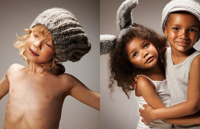 Editorial, Frontpage, Kids, Black, Energy, Happy, Hats, Kids, People, Pink, Skin, Skincare