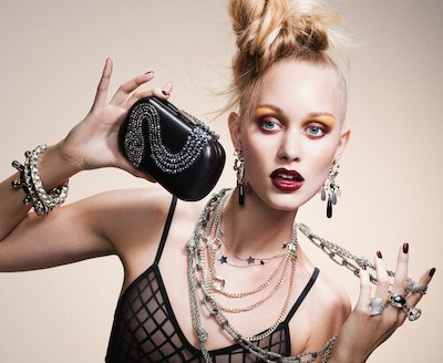 Editorial, Frontpage, accessories, Fashion, Linda Sundqvist, Mona Norremo, Plaza Kvinna