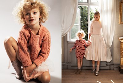 Editorial, Frontpage, Kids, Fashion, Kids, Nyckelviken, Romantic